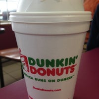 Photo taken at Dunkin Donuts by Eric A. on 12/2/2012