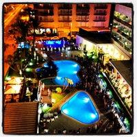 Foto tomada en Hotel RH Bayren Gandia por Marga F. el 6/20/2013