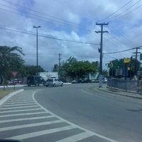 Photo taken at Avenida Bacharel Tomaz Landim by Gil T. on 10/13/2012