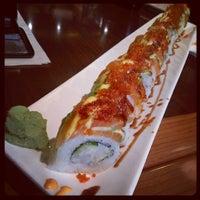 Photo taken at Sushi Bang by Miyu S. on 12/4/2013