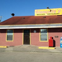 Photo taken at Blanquitas Mexican Restaurant by Denton F. on 10/24/2012