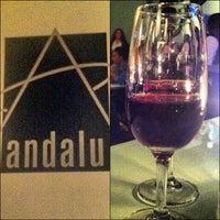 Photo taken at Andalu by Alec H. on 11/15/2012