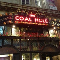 Photo taken at The Coal Hole by Heather D. on 6/7/2013
