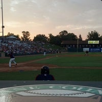 Photo taken at Fifth Third Bank Ballpark by Steve K. on 7/7/2013