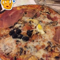 Photo taken at Hostaria Pizzeria da Zio Severino by JohnPaul L. on 6/12/2015