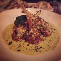 Photo taken at Mango Shiva Indian Bistro & Chai Bar by Jonathan A. on 11/22/2012