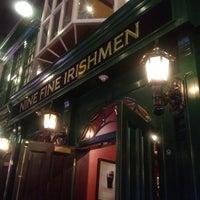 Photo taken at Nine Fine Irishmen by Jeremy N. on 8/15/2013