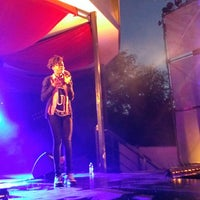 Photo taken at Burgemeester Damenpark by Livay C. on 5/10/2014