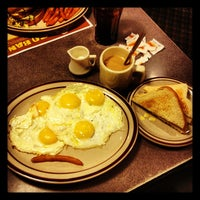 Photo taken at Denny's by Ink F. on 10/9/2012