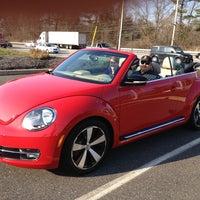 Photo taken at Garnet Volkswagen by Chelle P. on 5/24/2013