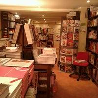 Photo taken at Librairie Gourmande by La tarte M. on 12/14/2012