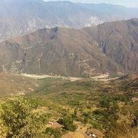 Photo taken at La Mesa de los Santos by Catalina U. on 1/2/2013
