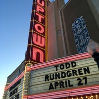Photo taken at Uptown Theatre by Jeff on 4/28/2016