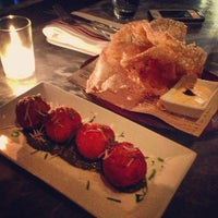 Photo taken at Barbuzzo Mediterranean Kitchen & Bar by Jasmin S. on 1/19/2013