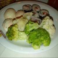 Photo taken at Paulista Grill Churrasqueria by Guillermo C. on 11/4/2012