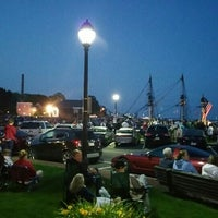 Photo taken at Pickering Wharf by Volodymyr S. on 7/5/2015
