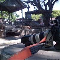 Photo taken at Makam Peneleh by Agus C. on 9/23/2012