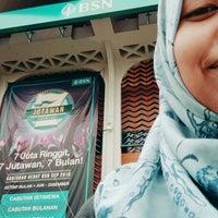 Photo taken at Bank Simpanan Nasional (BSN) by Saraheyy on 9/21/2016