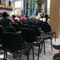 Photo taken at Gereja Allah Baik Pusat by Dony C Y on 12/20/2012