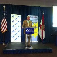 Photo taken at Miami Dade College Wolfson Campus by Melissa S. on 3/27/2013