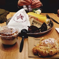 Photo taken at Pret A Manger by Thuymi D. on 3/1/2013