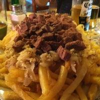 Photo taken at Chorrillanas by Juan M. on 12/22/2012