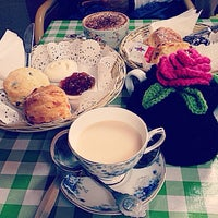 Photo taken at The Tea Cosy by Lily Miu on 8/23/2014