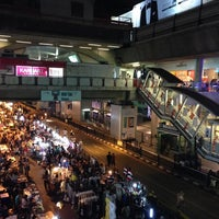 Photo taken at Siam Square Night Market by Jonny on 2/8/2014