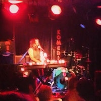 Photo taken at Komedia by Forbes C. on 7/19/2013