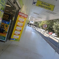 Photo taken at Carrefour Bairro by Bianca A. on 5/15/2014
