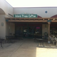 Photo taken at Island Press Coffee by Terrence G. on 2/19/2012