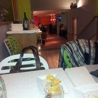 Photo taken at Restaurante La Terraza de Salud by Mary J. on 4/6/2012