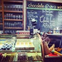 Photo taken at Chocolate Secrets by Heidi K. on 7/8/2012