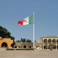 Photo taken at Palacio Municipal by Los Cabos Tourism on 7/18/2014