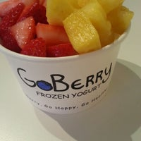 Photo taken at GoBerry by Emily L. on 10/16/2012