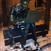 Photo taken at McGill University by Nicola R. on 12/31/2012