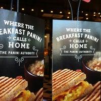 Photo taken at Corner Bakery Cafe by Fantastical L. on 10/1/2012