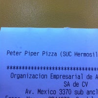 Photo taken at Peter Piper Pizza by Gabriel G. on 3/7/2015