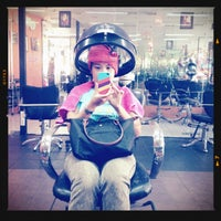 Photo taken at New Hair by Butter N. on 12/22/2012