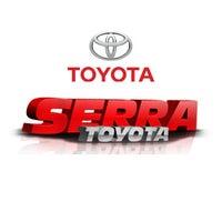 Photo taken at Serra Toyota by Jordan D. on 10/4/2013