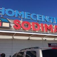 Photo taken at Homecenter Sodimac by Pedro Alfaro M on 1/19/2014