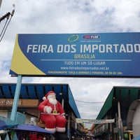 Photo taken at Feira dos Importados by Adm. Marcos C. on 12/16/2012