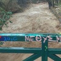 Photo taken at Ρέμα Χαλανδρίου by Kozi P. on 2/22/2013