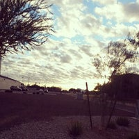 Photo taken at Chandler-Gilbert Community College - Williams Campus by Sam W. on 10/30/2013