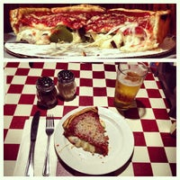 Photo taken at Giordano's by Kimberlin on 12/11/2012