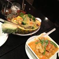 Photo taken at Tuk Tuk Thai by Divya M. on 12/30/2012