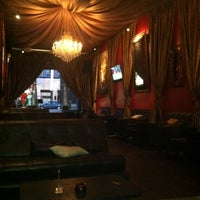 Photo taken at Black Myst Hookah Lounge by Jamie L. on 5/17/2013