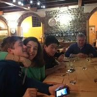 Photo taken at Lo Spigo by Lina C. on 4/1/2013
