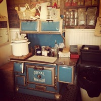 Photo taken at The Blue Stove by Hana S. on 3/8/2013