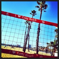 Photo taken at Beach Volleyball by LaLa C. on 2/18/2013